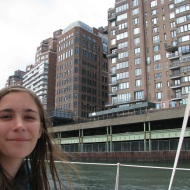 Down the East River