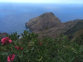 Saba: rugged beauty