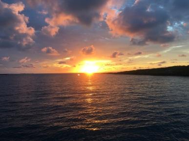 Samana Sunrise